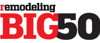 Wiser Home Remodeling Big 50 Award